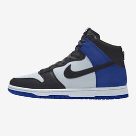 """NIKE - Dunk High By You """"fragment"""""""