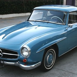 Mercedes-Benz - 190SL  '1960