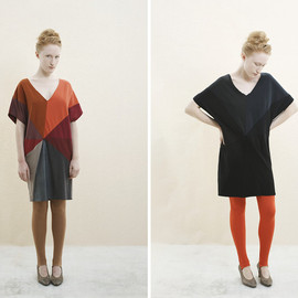 correll correll - colorwheel tunic