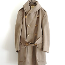 LILY1ST VINTAGE - 1930-1940'S US MILITARY MACKINAW COAT