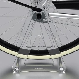 Mentagram for VANMOOF  - Ghost Bicycle Stand