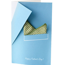 Martha Stewart - Father's Day Card