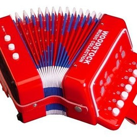 Woodstock - Percussion Kid's Accordion