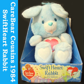 Care Bears - Cousins Swift Heart Rabbit