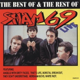 Sham 69 - The Best Of & The Rest Of Sham 69