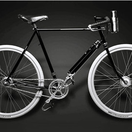 Ascari Bicycles × RRL / Ralph Lauren - Custom Bike