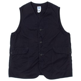 Post O'Alls - Traveller Vest (Navy)