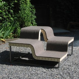 Sonntag Seating Design by Tim Kerp