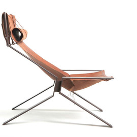 sweetmodernseat - el toro modern handcrafted lounge chair