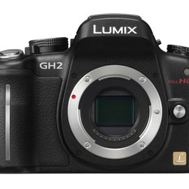Panasonic - LUMIX DMC-GH2