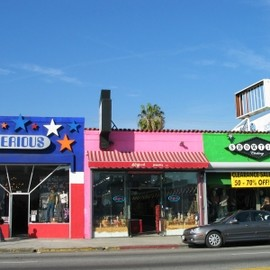 Melrose Avenue - Los Angeles, CA