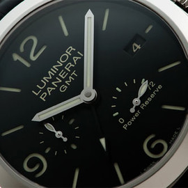 OFFICINE PANERAI - PAM321 Luminor 1950 3 Days GMT Power Reserve Automatic 44mm