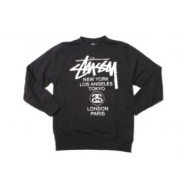STUSSY - STUSSY WORLD TOUR CREW