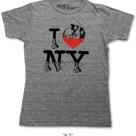 NuGgETS - nuggetee NY heather
