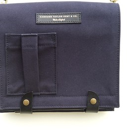 Nigel Cabourn - iPad CASE NAVY