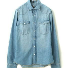 Gant Rugger - R. DENIM SHIRT