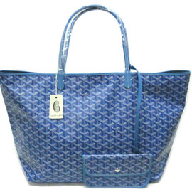 GOYARD - SAINT LOUIS PM (BLUE)