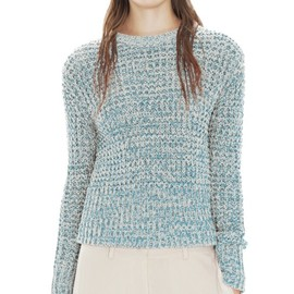 Acne - Lia Twist Dusty White / Sky Blue