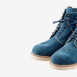 visvim - VIRGIL PICARO-FOLK 11AW *F.I.L. EXCLUSIVE