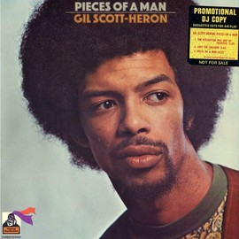 Gil Scott-Heron - Pieces Of A Man