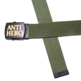 ANTI HERO - FORCE WEB BELT (Green)