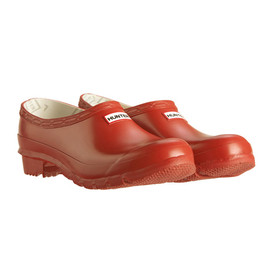 Hunter - HUNTER ORIGINAL CLOG (RED)
