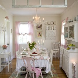 Shabby pink deliciousness!