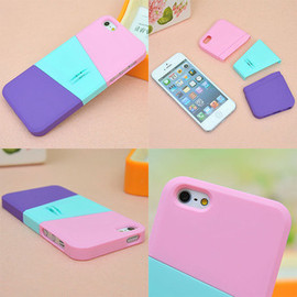 cute transparent rhinestone for iphone4/4s/5