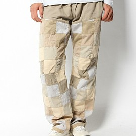ALDIES - Patchwork Climbing Pants