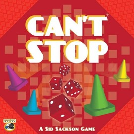 Gryphon Games - CAN'T STOP / キャントストップ