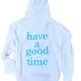 have a good time - zip parka