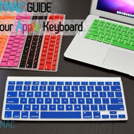 Mac.Life - Silicone Cover Skin for APPLE Wireless Keyboard