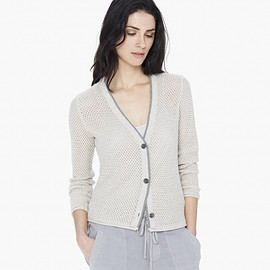 JAMES PERSE - OPEN WEAVE CARDIGAN