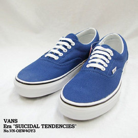 vans - ERA  SUICIDAL TENDENCIES