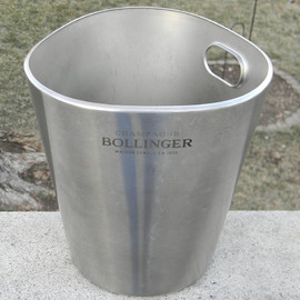 Bollinger Champagne - Ice Bucket, Made by Alessi, Designed by Jasper Morrison
