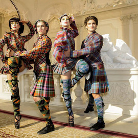 Vivienne Westwood - for the Vienna State Ballet