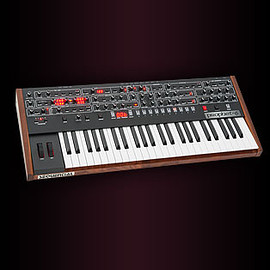 Sequential Circuits - Prophet-6