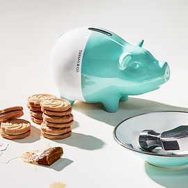 TIFFANY&Co. - Piggy bank
