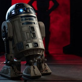 Sideshow Collectibles - R2-D2 Deluxe Sixth Scale Figure