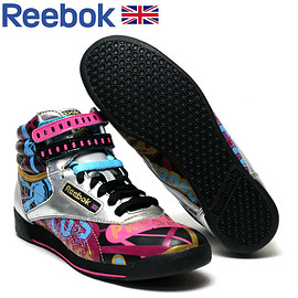 Reebok - FREESTYLE HI LA