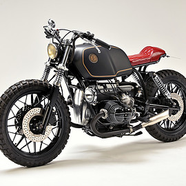 Deus Ex Machina Japan - 'Two Face' BMW R100RS