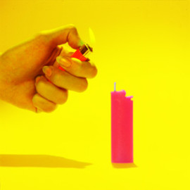 Bic - Lighter Candle