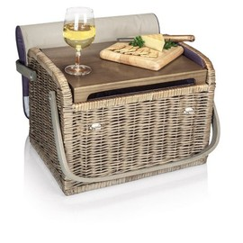 Picnic Time - Kabrio - Aviano wine basket