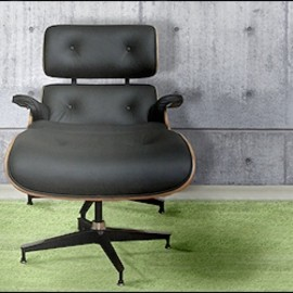 Charles & Ray Eames - Lounge Chair