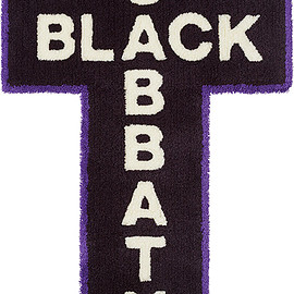 Supreme, Black Sabbath, Gallery 1950 - Cross Rug
