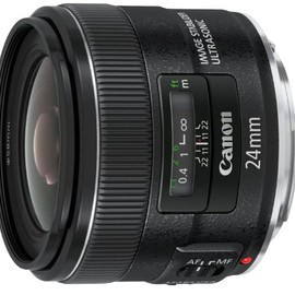 Canon - CANON EFレンズ EF24mm F2.8 IS USM