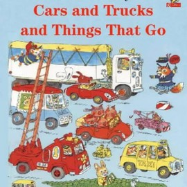 Richard Scarry - Cars, Trucks and Things That Go