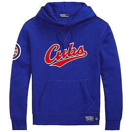 POLO RALPH LAUREN, MLB, Chicago Cubs™ - Cubs™ Hoodie - Rugby Royal