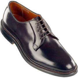 Alden - Cordovan Plane toe shoes  #990