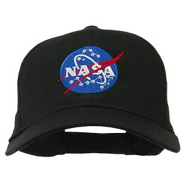 NASA - NASA Insignia Embroidered Cotton Twill Cap